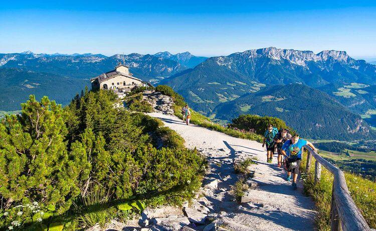 Berchtesgadener Land Kehlsteinhaus Web