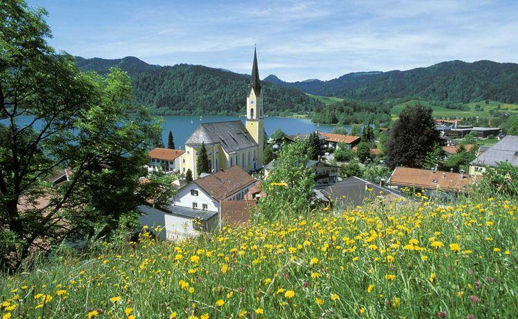 Blick Auf Den Schliersee Copyright Tourist Info Schliersee Web