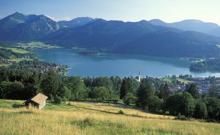 Schliersee Panorama Copyright Tourist Info Schliersee Web