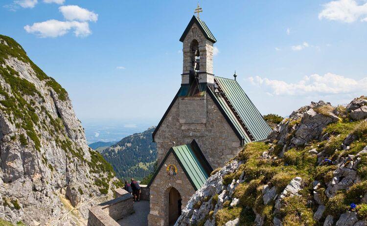 Wendelstein Kirche Copyright Chiemsee Alpenland Tourismus Web