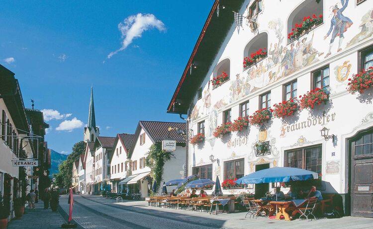Zugspitz Region Ludwigstrasse Fraundorfer Fotograf Ehn Copyright Gapa Tourismus Web
