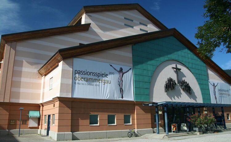 Zugspitz Region Passionstheater Oberammergau Fotograf Und Copyright Stephan De Paly Web