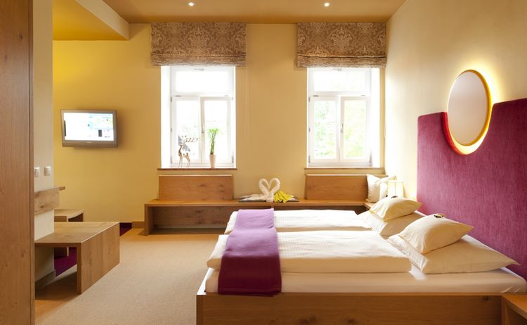 Alpenhotel Wittelsbach Lodge Suite 1