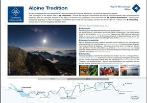 Alpine Traditonen - Reiseidee 4