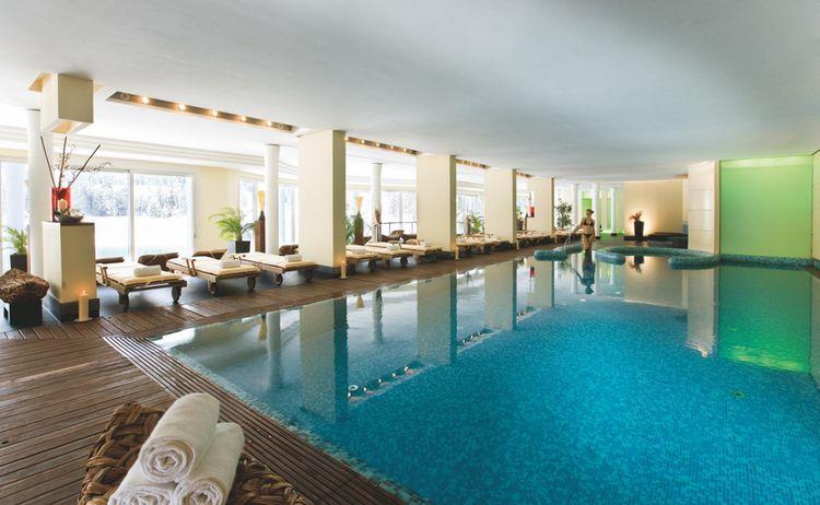 Arabella Spitzingsee Pool2