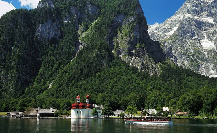 Berchtesgadener Land Koenigssee St Barholomae Copyright Bglt Gmbh Web
