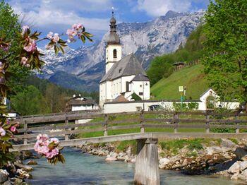 Berchtesgadener Land Ramsau Im Sommer Web