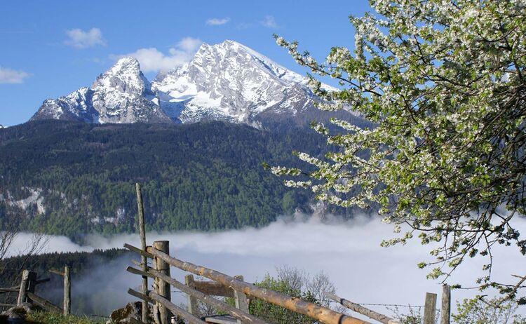 Berchtesgadener Land Watzmann Im Fruehling Copyright Bglt Gmbh Web