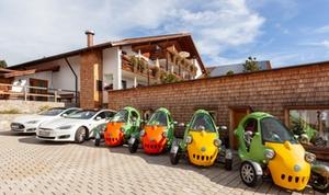 E-Autos Biohotel Eggensberger