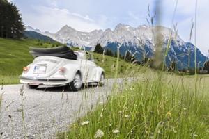 Cabriotour durch Bayern und Allgäu
