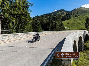 Deutsche Alpenstrasse Motorrad Genussfahrer Ralf Gerard 0218