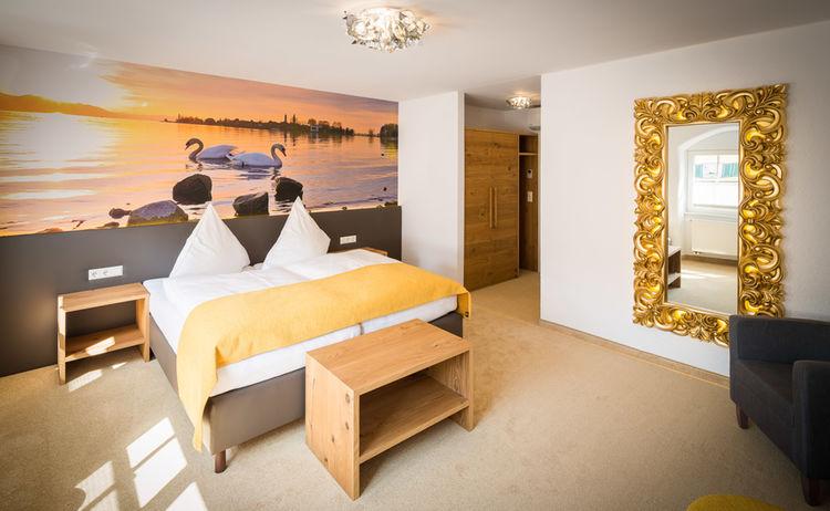 Doppelzimmer Bodensee 1