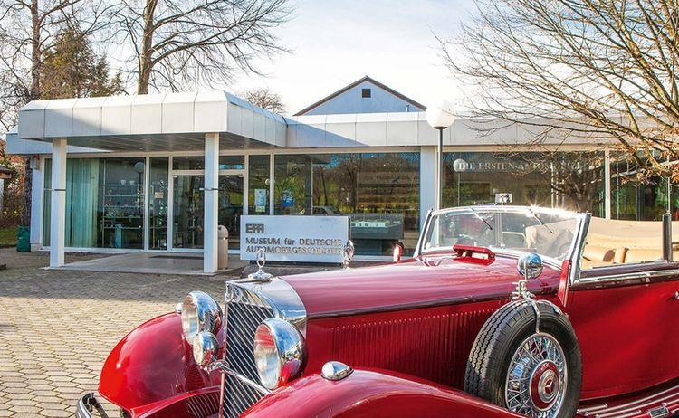 Efa Museum F R Deutsche Automobilgeschichte Amerang 1