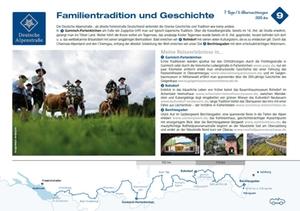 Familientradition und Geschichte - Reiseidee 9