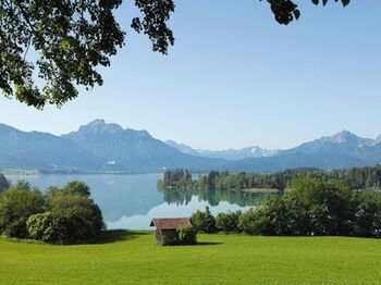 Fuessen Forggensee Panorama Fotograph Www Guenterstandl De Fuessen Tourismus Und Marketing Web 1