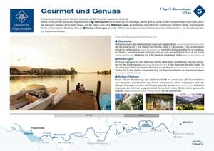 Gourmet und Genuss - Reiseidee 5