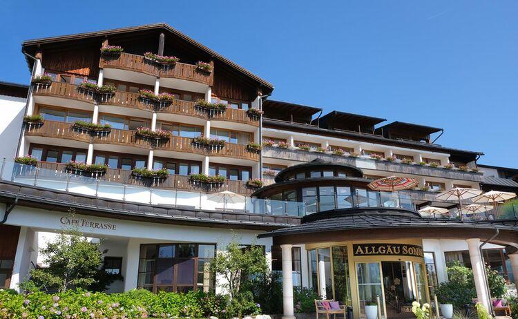 Hotel Allgaeu Sonne Aussenansicht Web