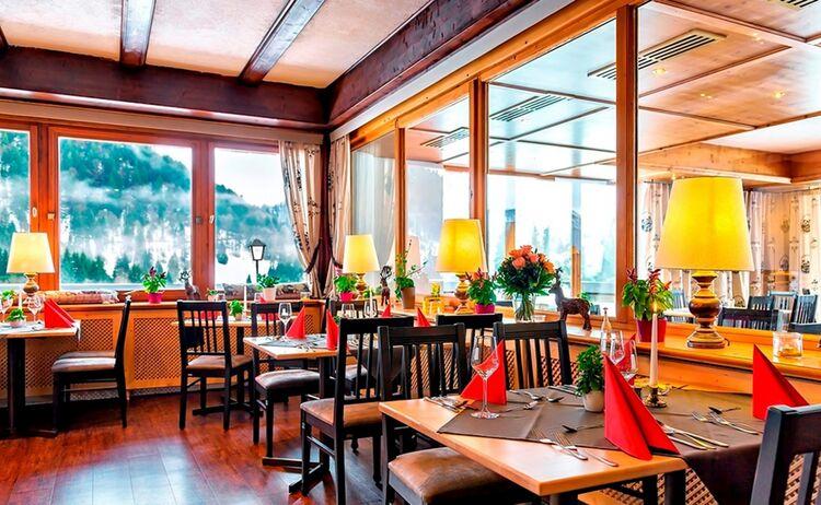 Hotel Edelsberg Restaurant