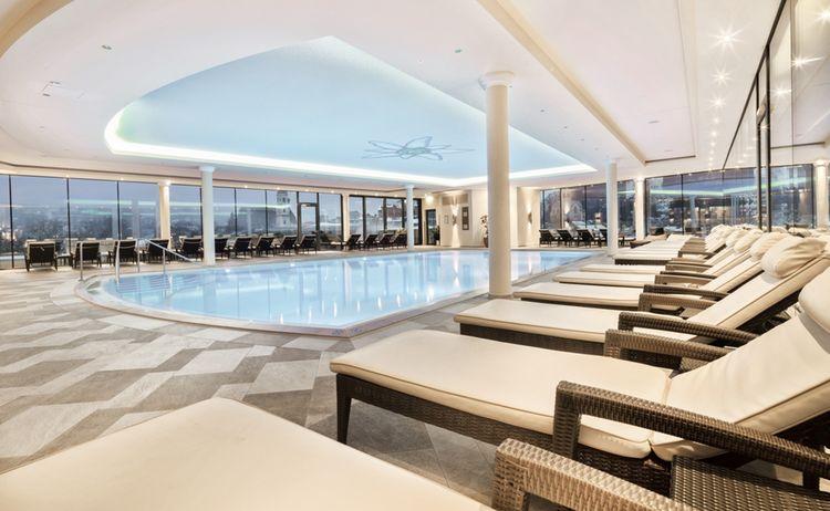 Hotel Edelweiss Berchtesgaden Schwimmbad 5