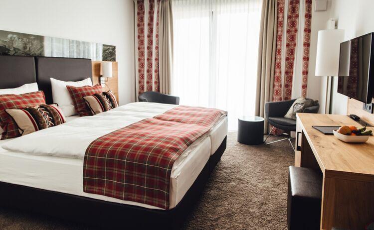 Hotel Edita Zimmer367 Deluxe S2