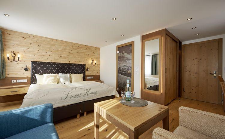 Hotel Restaurant Adler Zimmer 1