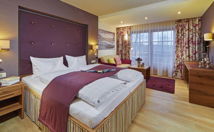Hotel Sommer Dz Beispielfoto Web