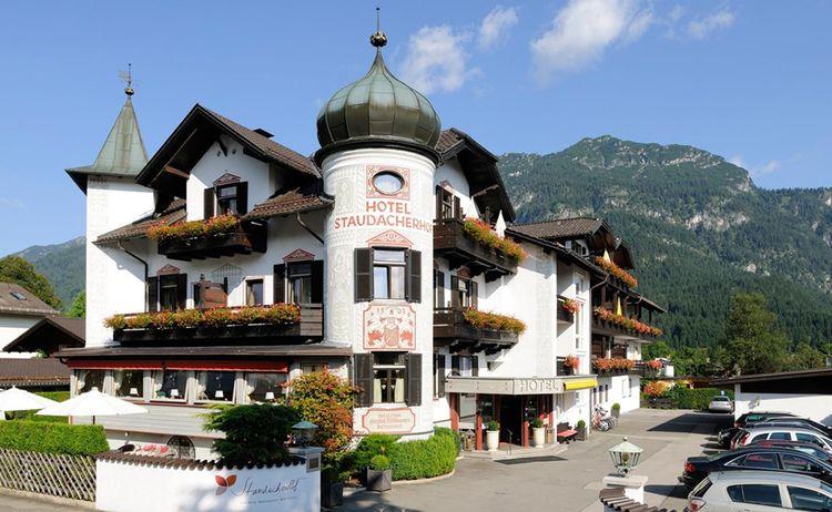 Hotel Staudacherhof In Garmisch Partenkirchen