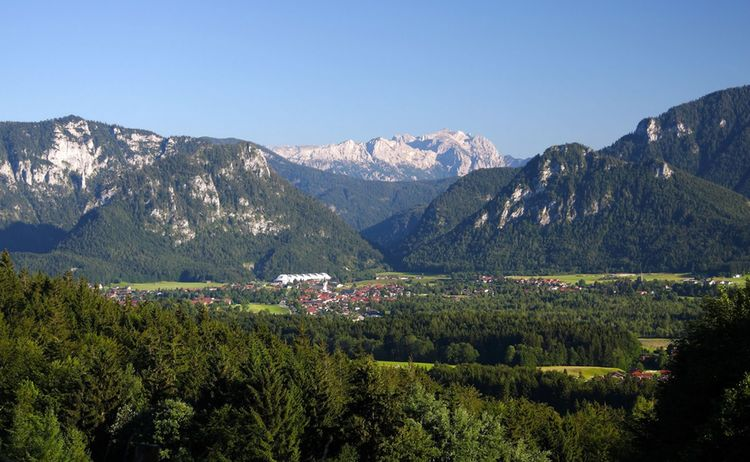 Inzell Panorama Ti Inzell 1
