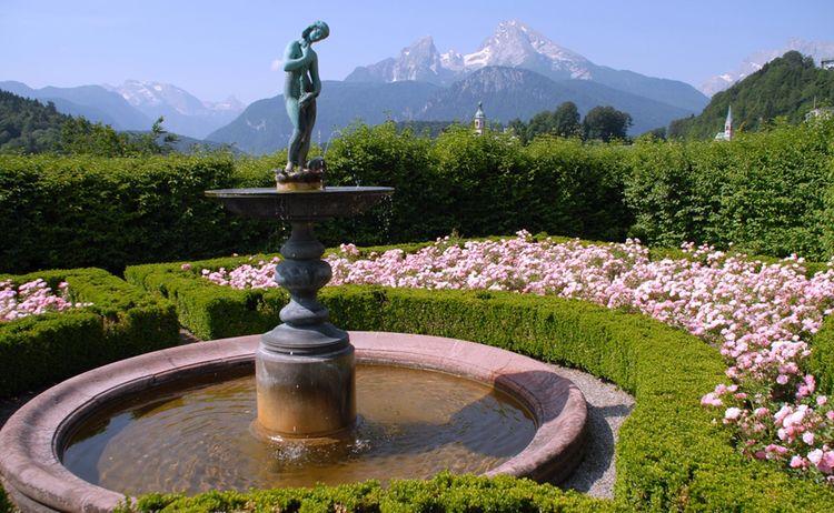 K Nigliches Schloss Berchtesgaden 1