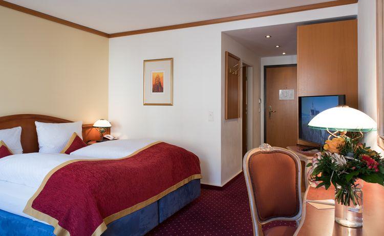 Luitpoldpark Hotel 2 Zimmer Classic 1