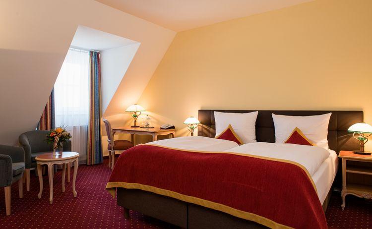 Luitpoldparkt Hotel 3 Zimmer Superior 2
