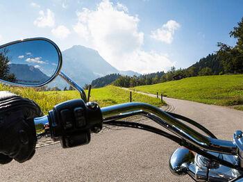 Motorrad Tour Durch Bayern Und Allga U Deutsche Alpenstrasse