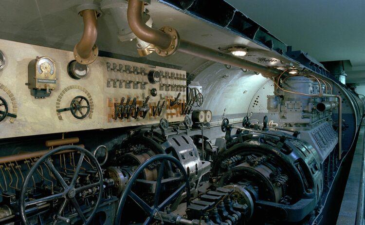 Museumsinsel Ausstellungen Schifffahrt U1 Copy