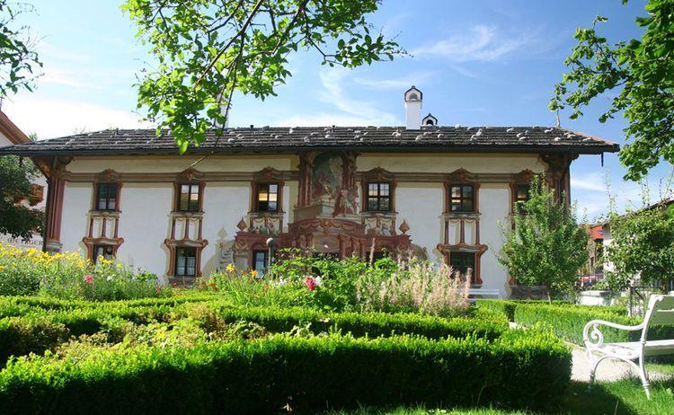 Oberammergau Pilatushaus Fotograph Copyright Stephan De Paly Web Thregiongalleryresponsive 1