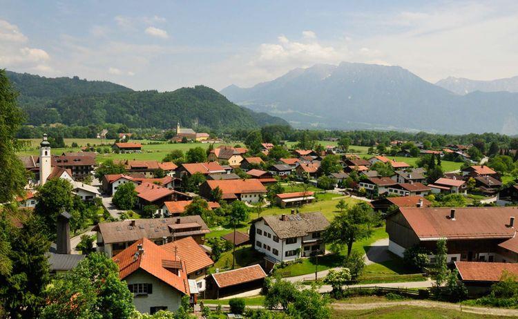 Oberaudorf Gold Dorf Niederaudorf Copyright Tourist Info Oberaudorf Web