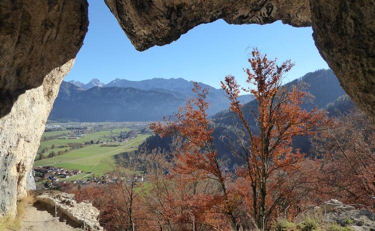 Oberaudorf Grafenloch Yvonne Tremml