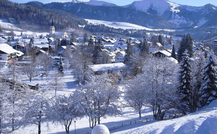 Oberstaufen Winter 1