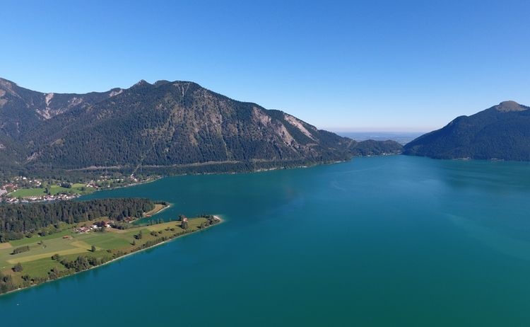 Ort Walchensee2 Fotograf Daniel Weickel Copyright Tourist Information Kochel A See Kopie 1