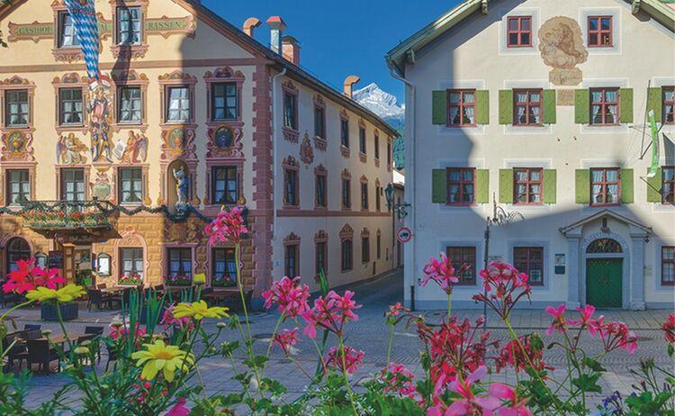 Partenkirchen Ludwigstrasse Gapa Tourismus Gmbh Marc Hohenleitner Gallerie