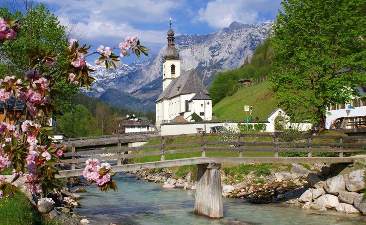 Ramsau Berchtesgadener Land Tourismus 1