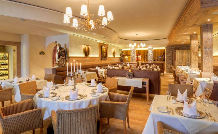 Reindls Partenkirchner Hof Restaurant 1