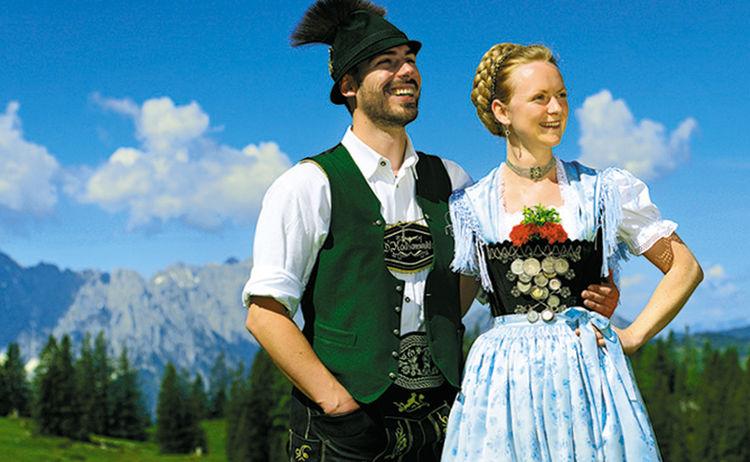 Reit Im Winkl Oberbayerische Tracht Und Tradition Web