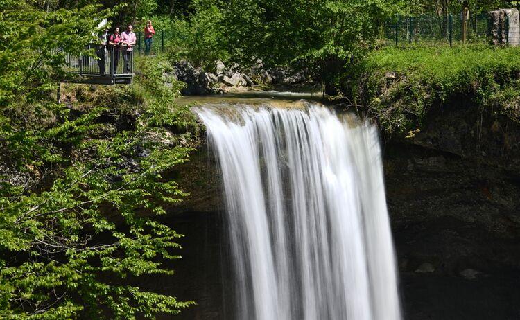 Scheidegger Wasserfaelle 0663 Scheidegg Gallerie