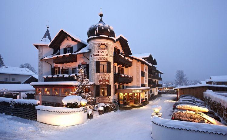 Staudacherhof Winter Kl