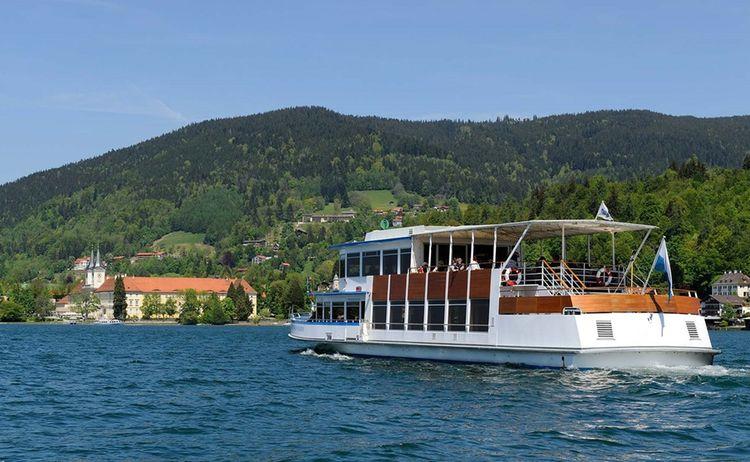 Tegernsee Schifffahrt Mit Kloster