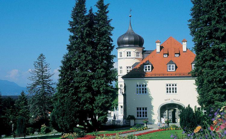 Toelzer Land Bad Heilbrunn Gesundheitszentrum Park Villa Copyright Bad Heilbrunn Web
