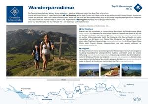 Wanderparadiese - Reiseidee 6