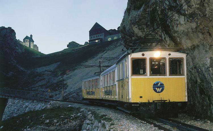 Wendelstein Zahnradbahn Nostalgiefahrt Ti Brannenburg 1