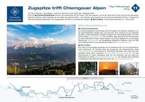 Zugspitze trifft Chiemgauer Alpen - Reiseidee 11