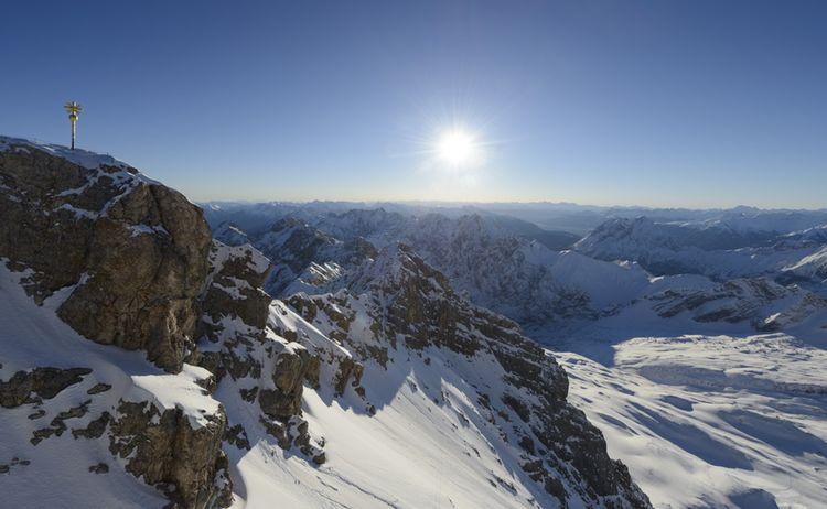 Zugspitze Zugspitz Region Wolfgang Ehn